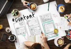 Webpage Content Design